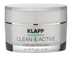 Afbeelding van KLAPP Clean & Active Cream Peeling 50ml