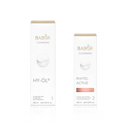 Afbeelding van BABORREINIGING CP HY-OIL + Phytoactive Reactiverende set