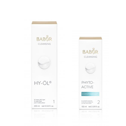Picture of BABOR CLEANSING CP HY-OIL + Phytoactive Combination Set