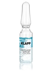 Photo de KLAPP Power Effect Sérum Bi-Phase + Set Hyaluron 7x1ml