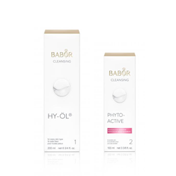 Picture of BABOR CLEANSING CP Hy-Oil + Phytoactive Sensitive Set