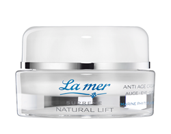 Photo de La mer SUPREME Natural Lift Crème anti-âge sans parfum 15ml