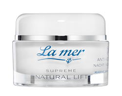 Photo de La mer SUPREME Natural Lift Crème anti-âge Nuit au parfum 50 ml