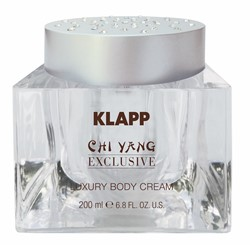 Picture of KLAPP Chi Yang Exclusive Luxury Body Cream 200ml