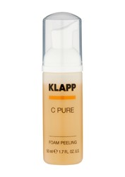 Photo de KLAPP C PURE MOUSSE PEELING 50 ml