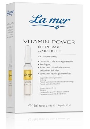 Изображение La Mer Vitamin Power Ampullen 7x2ml