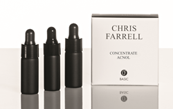 Imagen de CHRIS FARRELL Basic Line Concentrado Acnol 3x4ml