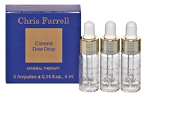Picture of CHRIS FARRELL Mineral Therapy Concrete Dew Drop 3x4ml