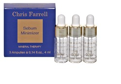 Imagen de CHRIS FARRELL Mineral Therapy Concret Sebum Minimizer 3x4ml