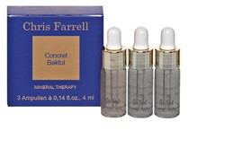 Imagen de CHRIS FARRELL Mineral Therapy Concrete Bactol 3x4ml