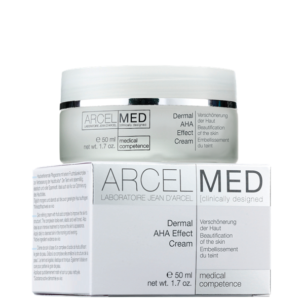 Picture of Jean D'Arcel ARCELMED Dermal AHA Effect Cream 50ml