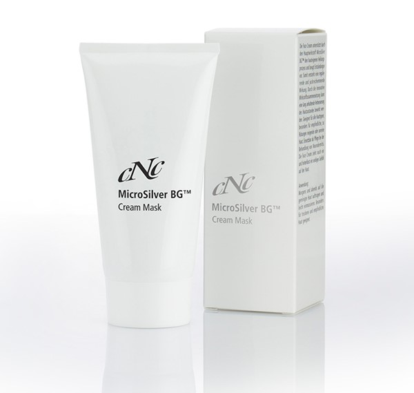 Изображение CNC MicroSilver Cream Mask 50ml