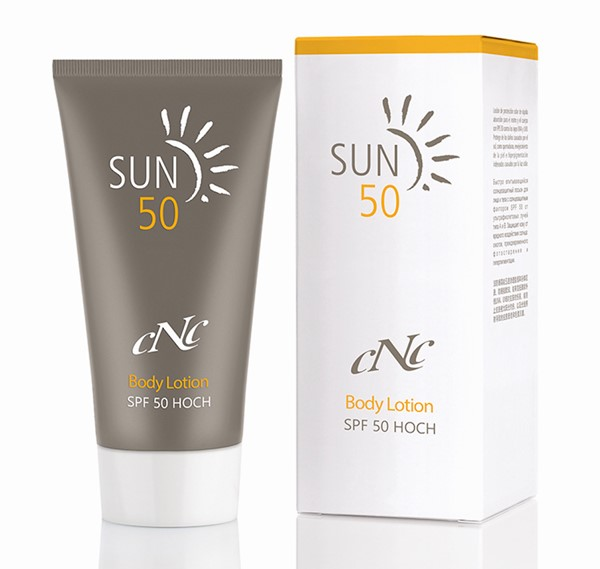 Изображение CNC SUN Body Lotion SPF50 150ml