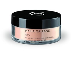 Photo de Maria Galland 515 10 Teint Poudre Minerale Beige 15g