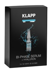 Imagen de KLAPP Power Effect Bi-Phase Serum + Hyaluron Set 3x1ml