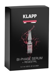 Imagen de KLAPP Power Effect Bi-Phase Serum + Regestril Set 3x1ml