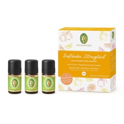 Изображение Primavera Set Duftendes Zitrusglück 1 Set