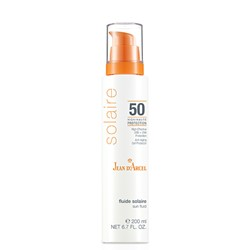 Photo de Jean D'Arcel Solaire Fluide Solaire Sun Fluid SPF50 200ml