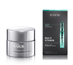 Picture of BABOR collagen + ampoules set