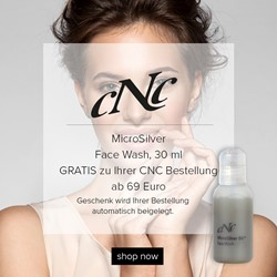 Afbeelding van Beauty Deal: CNC MicroSilver Face Wash 30ml