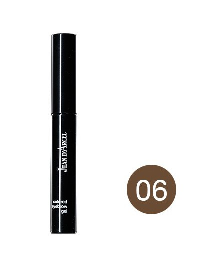 Afbeelding van Jean D'Arcel Colored Eye Brow Gel no.6 Blonde Brown 6ml