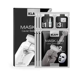 Photo de KLAPP Mask.Lab Caviar Balance Mask 3tlg.