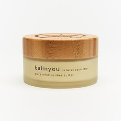 Photo de balmyou.naturalcosmetics pur beurre de karité 100ml
