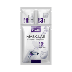 Photo de KLAPP MASK.LAB Collagen Lifting Mask 1Stk.