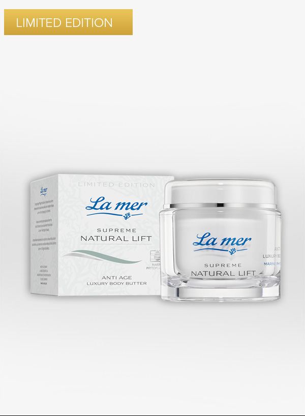 La Mer Supreme Natural Lift Luxury Body Butter 180ml